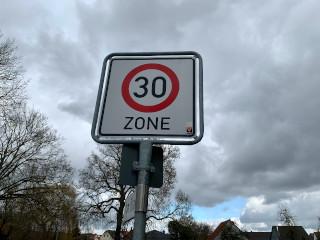 """CDU fordert """"Tempo 30"""" auf allen Ortsstraßen"""