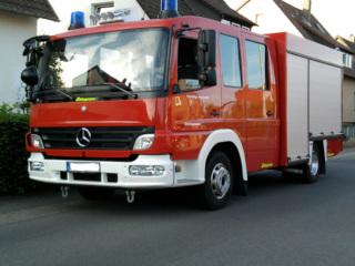 150.000 € für dringende Baumaßnahmen in Feuerwehrhäusern